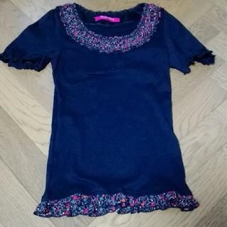 ドーリーガールバイアナスイ(DOLLY GIRL BY ANNA SUI)のドーリーガールバイアナスイ dollygirlbyannasui シャツ(Tシャツ(半袖/袖なし))