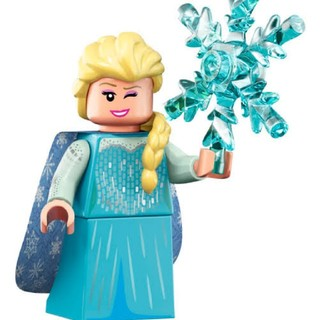 Lego - ディズニー レゴ ミニフィグ ☆エルサ