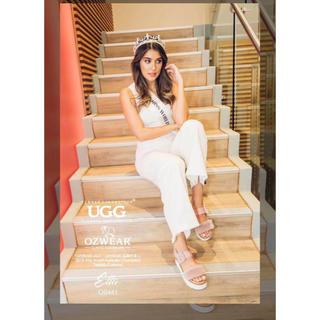 アグ(UGG)の2019年夏新発売オーストラリアOZWEARUGG可愛いサンダルOB441(ローファー/革靴)