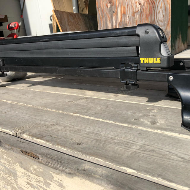 THULE(スーリー)のBMW E46 スーリー ボードキャリア 自動車/バイクの自動車(汎用パーツ)の商品写真