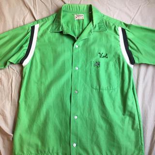 Ron Herman - Hilton 60s ボーリングシャツ embroidered 刺繍シャツ
