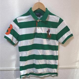 ラルフローレン(Ralph Lauren)のビックロゴ RALPH LAUREN ポロシャツ(ポロシャツ)