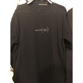 ヨウジヤマモト(Yohji Yamamoto)のyohji yamamoto×new era コラボTシャツ(Tシャツ/カットソー(半袖/袖なし))