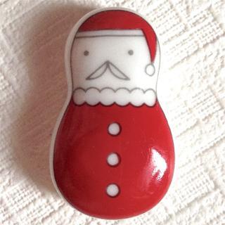 Francfranc - Francfranc 箸置き サンタクロース Xmas クリスマス