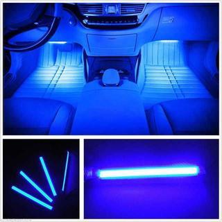 ライト シングルカラーモード 36ランプビーズ (ブルー)(車内アクセサリ)