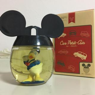ディズニー(Disney)のカープチエアー  ドナルド(車内アクセサリ)