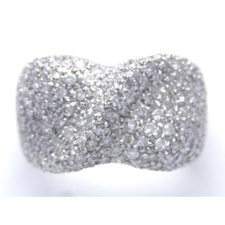 K18 ダイヤモンド 1.65ct リング(リング(指輪))