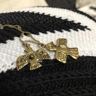 メゾンドリーファー(Maison de Reefur)のwa28様専用  梨花さん着用  ネックレス  ゴールド(ネックレス)