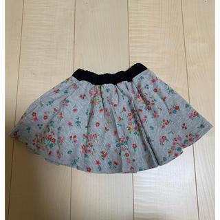 ブリーズ(BREEZE)のブリーズ スカート サイズ90(スカート)