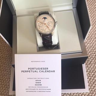 インターナショナルウォッチカンパニー(IWC)のIWC 250本限定(腕時計(アナログ))