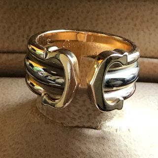 カルティエ(Cartier)のカルティエ♡C2スリーカラーリング♡(リング(指輪))