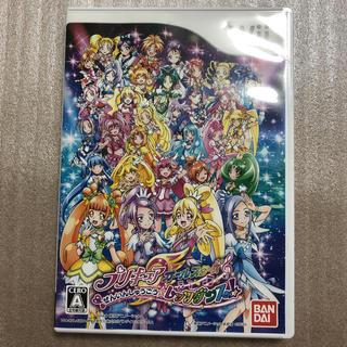 Wii - プリキュアオールスターズ ぜんいんしゅうごう☆レッツダンス!