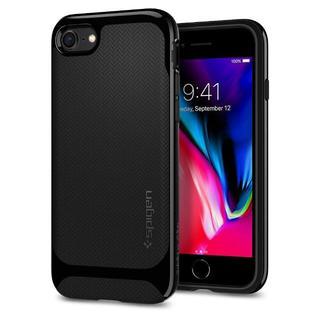 Spigen - アメリカブランド iPhone8/7/8Plus ケース ヘリンボーン ブラック