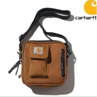 carhartt - 新品 カーハート Carhartt サコッシュ ショルダーバッグ ベージュ 茶