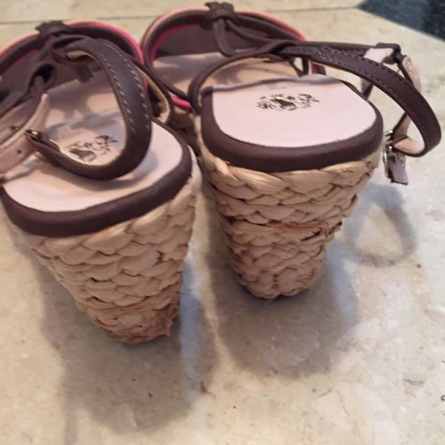 off the wall(オフザウォール)のウエッジソールサンダル♡ レディースの靴/シューズ(サンダル)の商品写真