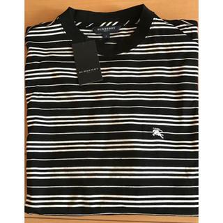 バーバリー(BURBERRY)の【新品、タグ付き】BURBERRY/**Tシャツ(Tシャツ/カットソー(半袖/袖なし))