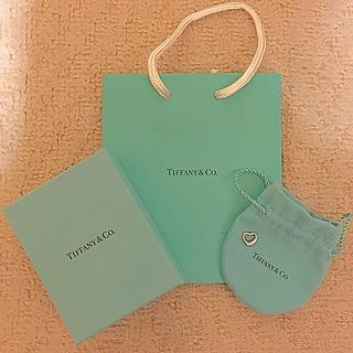 ティファニー(Tiffany & Co.)のティファニーオープンハート(チェーン無し)(ネックレス)