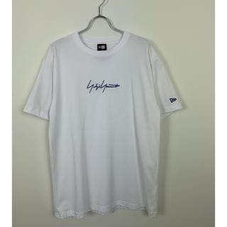 ヨウジヤマモト(Yohji Yamamoto)の19s Yohji Yamamoto×NEW ERA ヨウジヤマモト Tシャツ(Tシャツ/カットソー(半袖/袖なし))