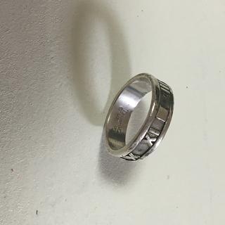 ティファニー(Tiffany & Co.)のティファニー・アトラスリング(リング(指輪))