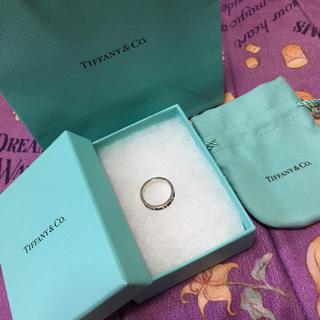 ティファニー(Tiffany & Co.)のTiffany&co アトラスリング 指輪(リング(指輪))