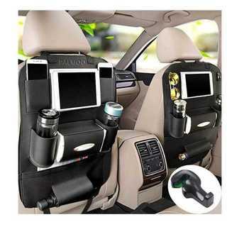 シートバッグポケットホルダー(車内アクセサリ)