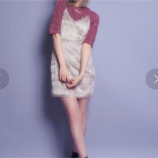 リルリリー(lilLilly)のリルリリーラメトップス(Tシャツ(半袖/袖なし))