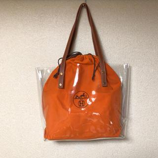 エルメス(Hermes)のエルメス  保存袋  ショップ袋  ビニールバッグ  pvc(ショップ袋)