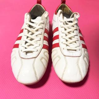 adidas - adidas サッカーシューズ  アディピュア  26.5