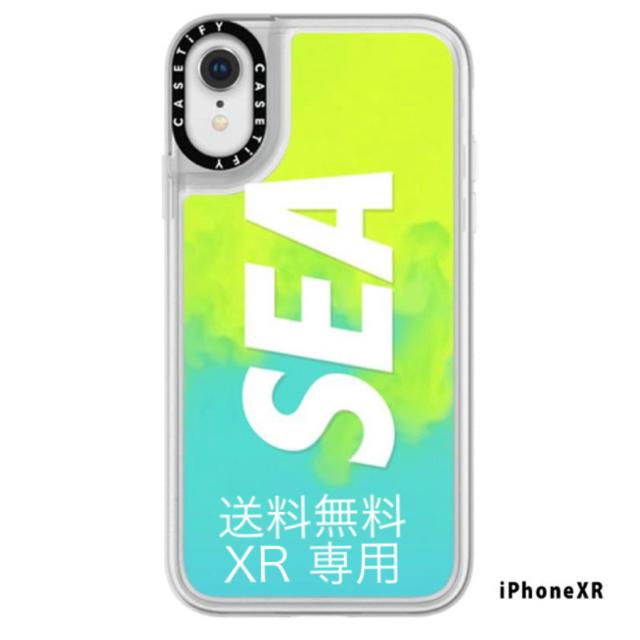 Ron Herman - 送料無料 WINDANDSEA iPhone XR ケース ウインダンシーの通販 by ooan|ロンハーマンならラクマ