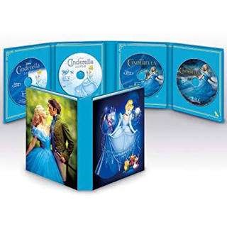 ディズニー(Disney)のシンデレラ☆DVD&BluRay by.ディズニー(アニメ)