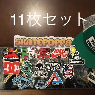 STUSSY - スケボー ブランド ステッカー まとめ売り