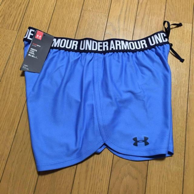 UNDER ARMOUR(アンダーアーマー)の新品 アンダーアーマー レディース ランニング ショート パンツ レディースのパンツ(ショートパンツ)の商品写真