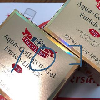 ドクターシーラボ(Dr.Ci Labo)のぴー様専用 BIG 最新版アクアコラーゲンゲル EX  200g×10個(オールインワン化粧品)