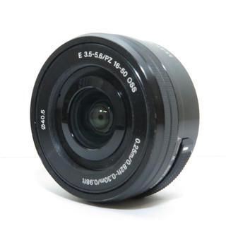 SONY - 美品 SONY 16-50mm 1:3.5-5.6/PZ OSSブラック