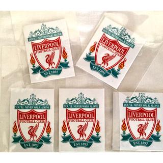Liverpool ワッペン 未使用(スポーツ)