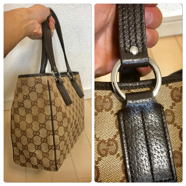 low priced 000f4 92330 《格安》GUCCI(グッチ)トートバッグ