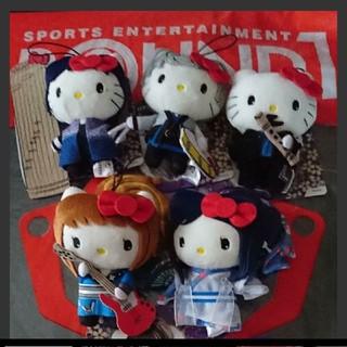 ハローキティ - 和楽器バンド × Hello Kitty オトノエ 細雪 マスコット 5点