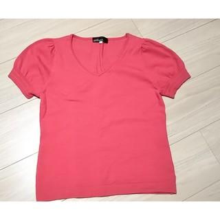 クリアインプレッション(CLEAR IMPRESSION)の半袖ニット クリアインプレッション(カットソー(半袖/袖なし))