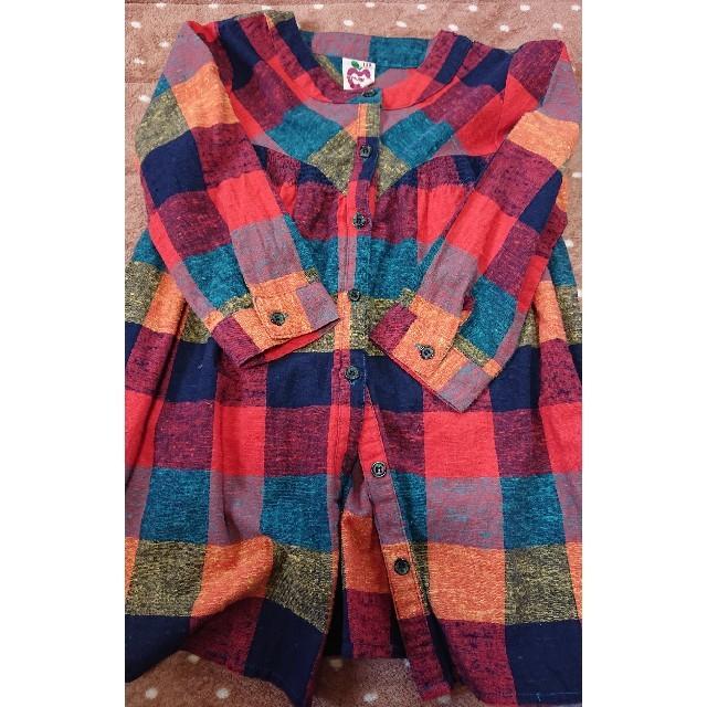 WILL MERY(ウィルメリー)の子供服  上着 キッズ/ベビー/マタニティのキッズ服 女の子用(90cm~)(Tシャツ/カットソー)の商品写真