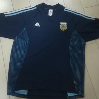 アディダス(adidas)のアディダス製!アルゼンチン アウェイ 2002年 日韓W杯 ユニフォーム(ウェア)