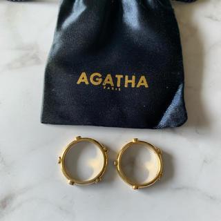 アガタ(AGATHA)のアガタ  リング 2本(リング(指輪))