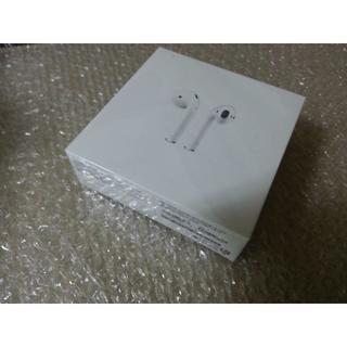 Apple - 新品 Apple MV7N2J/A AirPods 第2世代 airpods2