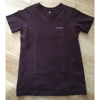 モンベル(mont bell)のモンベル Tシャツ レディースXS(Tシャツ(半袖/袖なし))