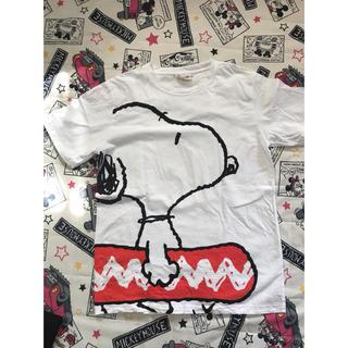 しまむら - スヌーピーTシャツ