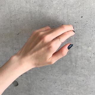 14K ゴールドデザインリング(リング(指輪))