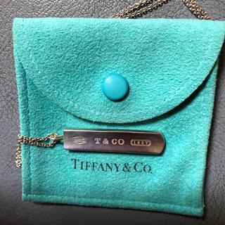ティファニー(Tiffany & Co.)のTiffay&Coティファニーネックレス(ネックレス)