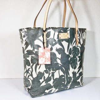 kate spade new york - 未使用展示品☆ケイトスペード ◆PVCレザーショルダートートバッグ