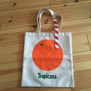トロピカーナ  オレンジ(トートバッグ)