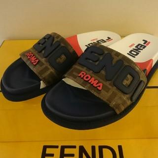 フェンディ(FENDI)のフェンディ サンダル サイズ36(サンダル)