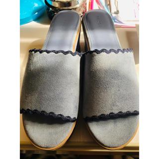 ランダ(RANDA)のランダ 厚底靴サンダル (サンダル)